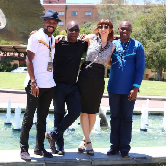 , CEI students spearhead initiative for collaborations between UW and Africa's cleantech researchers