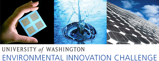 UW Environmental Innovation Challenge Logo