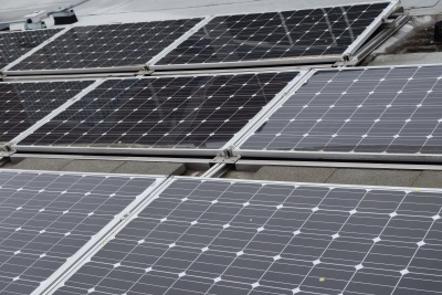 , Learning to Scale Solar Energy Production