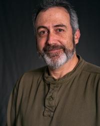 Headshot of UW physics professor Gerald T. Seidler