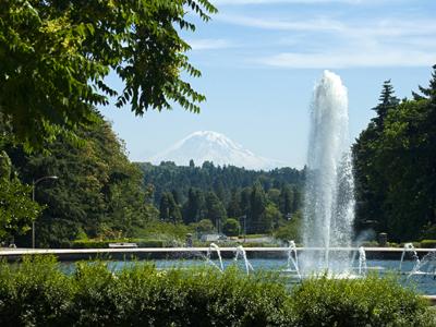 UW Drumheller Fountain