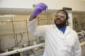 , UW Undergrad 's Early Life Challenges Become a Hectic Schedule of Opportunity