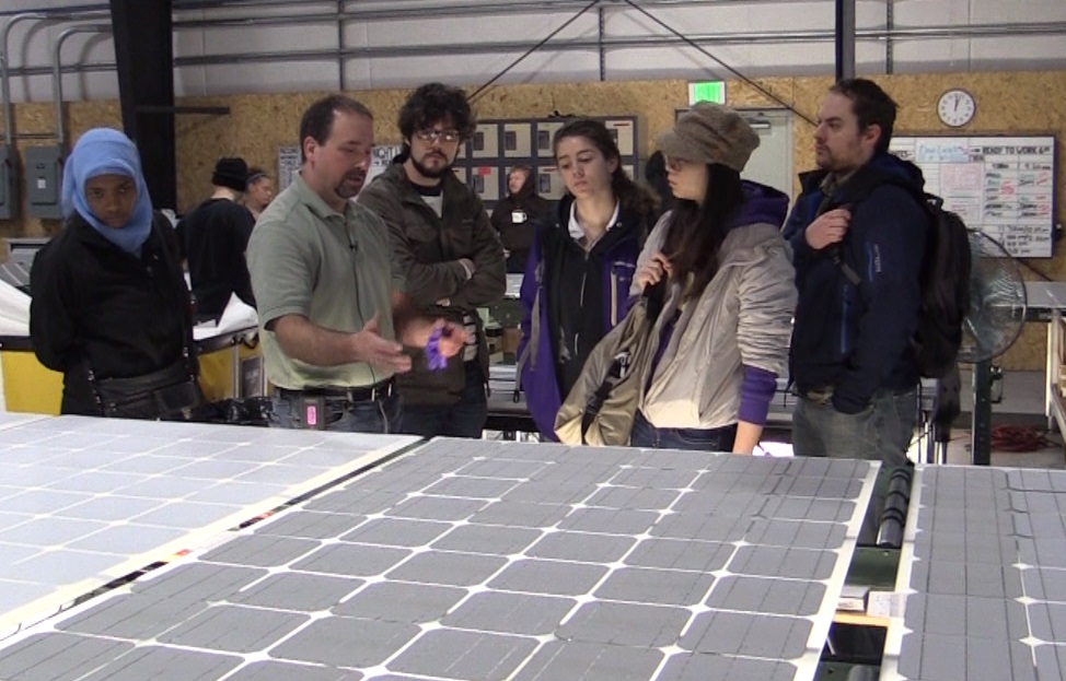 Learning to Scale Solar Energy Production | Clean Energy Institute
