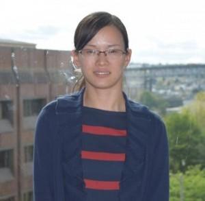 WRF Fellow  Zhaoxia Qian