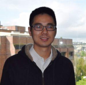 WRF Fellow Zhibin Yang