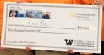 , FireBee Wins Clean Energy Prize at UW Environmental Innovation Challenge