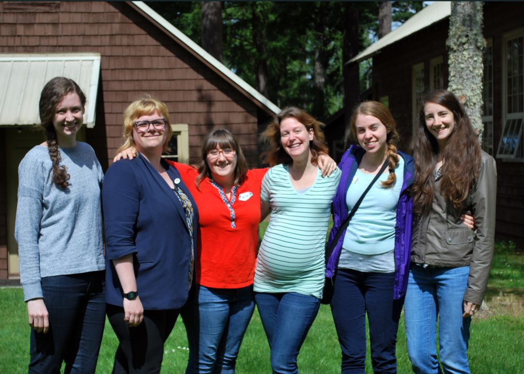 Organizing committee: Olivia Lenz, Sarah Vorpahl, Jennifer Stein, Alison Herrick, Danielle Henckel  and Kimberly Hartstein.