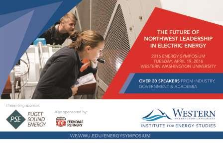 Energy Symposium at WWWU
