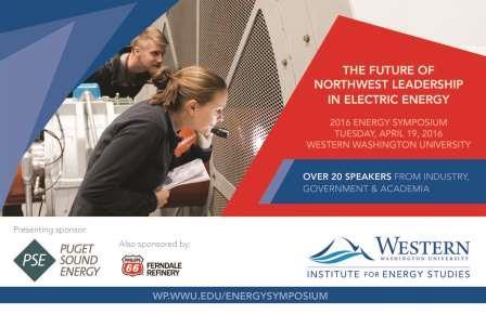 Energy Symposium at WWWU