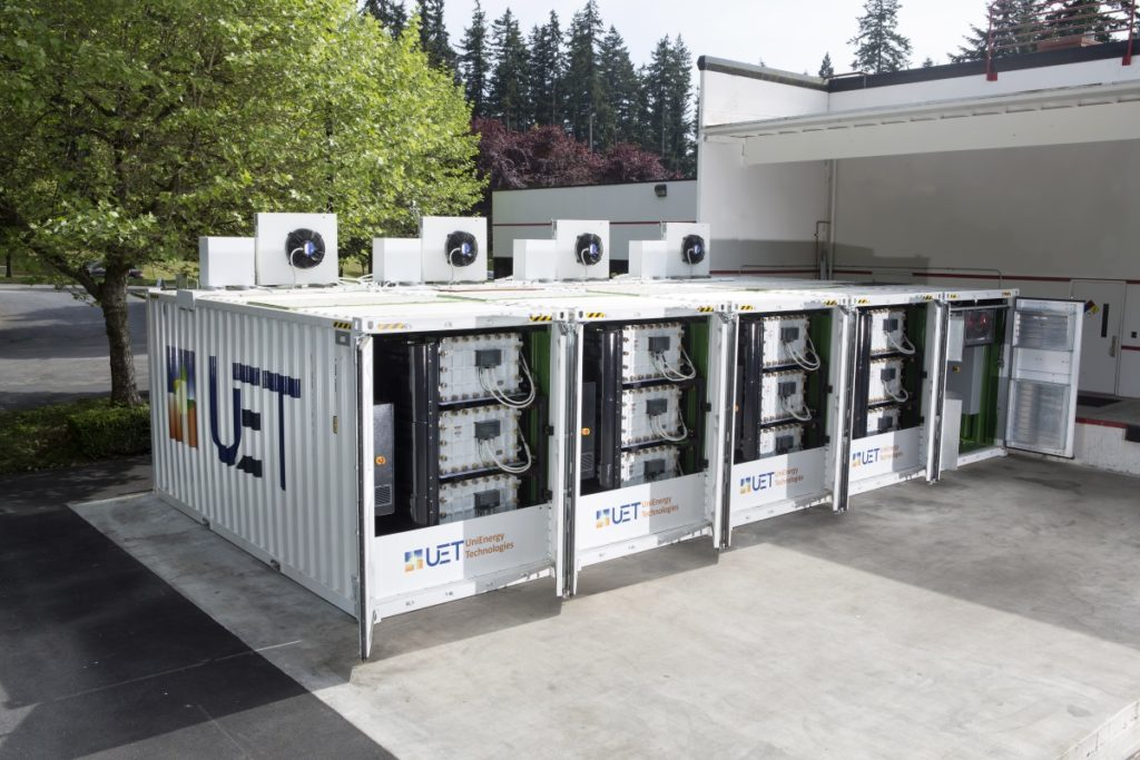 UniEnergy Flow Battery