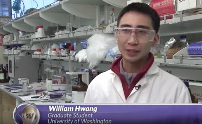 James Hwang, CEI Graduate student appears on UW 360 program.
