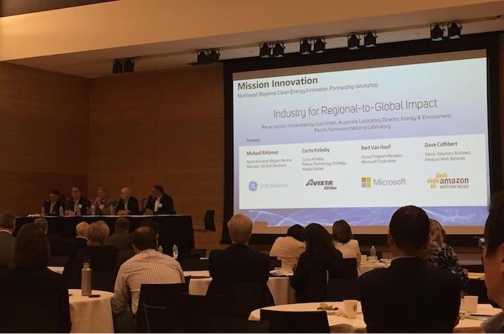 , CEI hosts national leaders at regional clean energy workshop