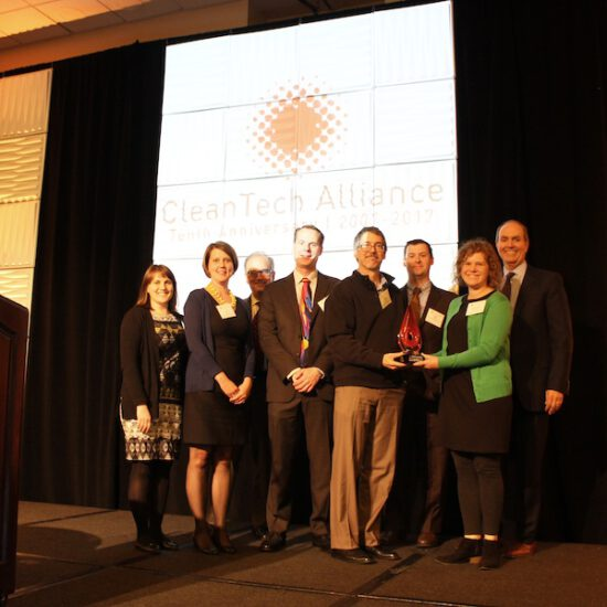 , UW receives top honors from CleanTech Alliance for research and support in energy innovation, industry partnerships