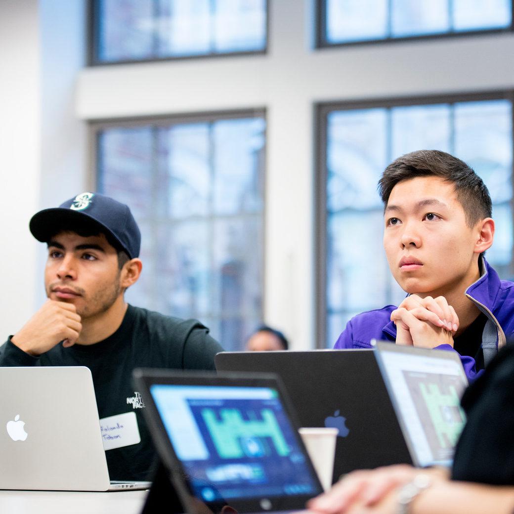 , UW Graduate Students