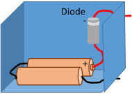 rechargeable battery unit