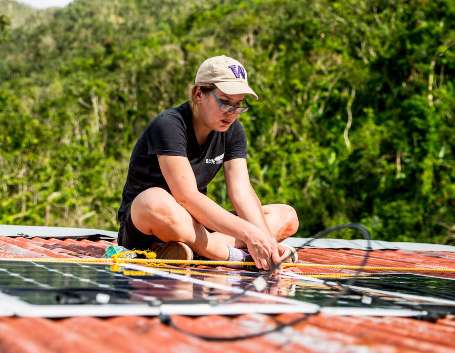 , Lilo Pozzo recognized for outstanding leadership in clean energy education
