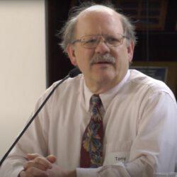 CEI Policy Analyst in Residence Tony Usibelli. (Image credit: Western Washington University)