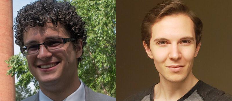 , Jonathan Onorato & Mitchell Kaiser win Clean Energy Student Achievement awards